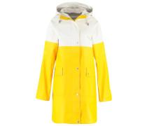 Regenjacke / wasserabweisende Jacke cyber yellow/milk creme