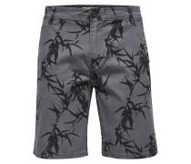 Shorts - grey pinstripe