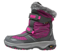 SNOW FLAKE TEXAPORE Snowboot / Winterstiefel mallow purple