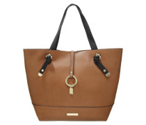 DOLLIES Shopping Bag tan