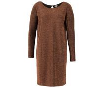 Jerseykleid - bronze