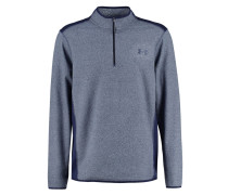 PERFORMANCE Fleecepullover dark blue/dark blue
