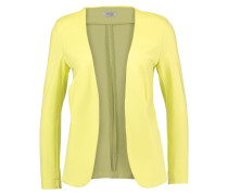 Strickjacke acidyellow