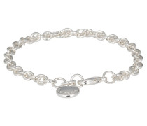 SPIKE SMALL Armband silver