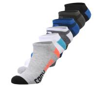 6 PACK Socken blue