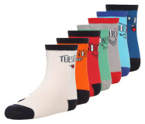 7 PACK Socken multicoloured