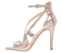 CALLIE High Heel Sandaletten rose gold