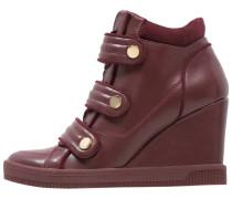 AILIA Sneaker high bordo