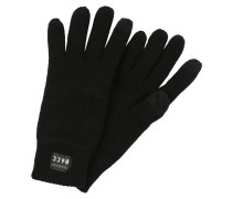JACTOM Fingerhandschuh black
