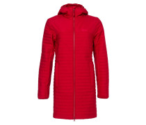 CLARENVILLE Winterjacke indian red
