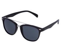 JJTREND Sonnenbrille black/silvercoloured