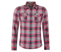 TRUCKEE SLIM FIT Hemd smart red