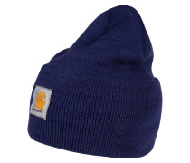 Mütze - blue