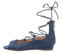 ARLA Keilsandalette medium blue