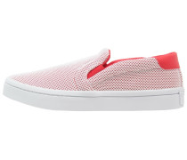 COURTVANTAGE ADICOLOR Slipper collegiate red/white