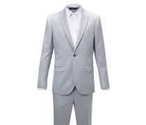 Anzug light blue