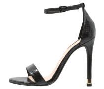 RUBY High Heel Sandaletten black