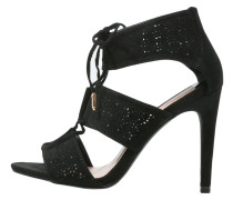 GEORGIA High Heel Sandaletten black