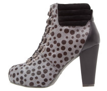 ANGIE P Ankle Boot grey/black