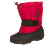 TICKLEEU Snowboot / Winterstiefel red