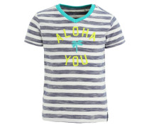 FAIRFIELD - T-Shirt print - medium blue