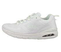 Sneaker low white