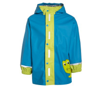 Regenjacke / wasserabweisende Jacke turquoise