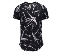 HARD AS NAILS - T-Shirt print - black