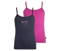2 PACK Unterhemd / Shirt pink