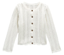 Strickjacke cream