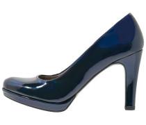 High Heel Pumps night blue