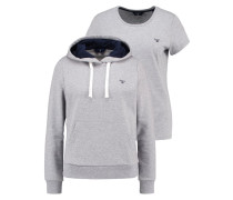 SET Sweatshirt grey melange