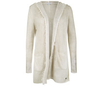 SPRAY Strickjacke beige