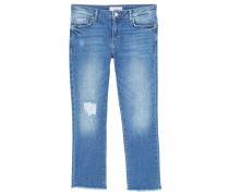 JANDRI - Jeans Straight Leg - medium blue
