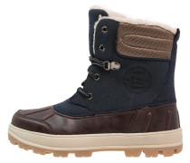 Snowboot / Winterstiefel navy/brown