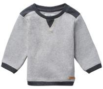 COLUMBIA Langarmshirt light grey melange