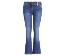 Jeans Bootcut dark blue denim