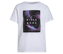 KEEPER - T-Shirt print - white
