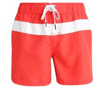CARLOS BAY Badeshorts red