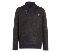 GIZA - Strickpullover - old blue
