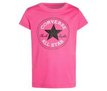 CHUCK PATCH TShirt print neo pink