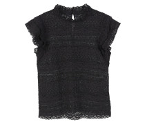 LAURA - T-Shirt print - black