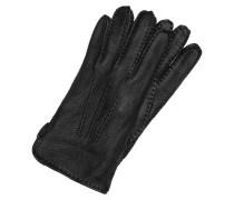 KLASSIK KASCHMIR - Fingerhandschuh - black