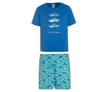 Nachtwäsche Set ocean blue