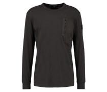 GStar POWEL REGULAR R T L/S Langarmshirt black