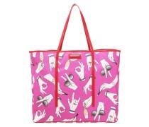 MISURA Shopping Bag fuxia