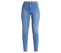 JONI - Jeans Skinny Fit - blue green