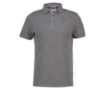 Poloshirt - grey melange