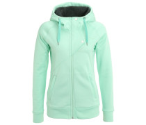 JOZI Fleecejacke sea glass heather