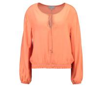 Bluse - sahara orange